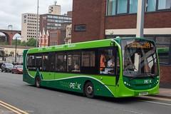 High Peak YX65RGO (Mike McNiven) Tags: highpeak buscompany skyline transpeak alexanderdennis enviro200 stockport buxton manchester manchesterairport