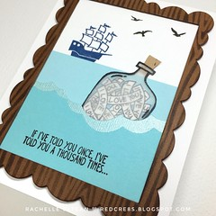 Happy Father's Day - Stampin' Up - Message In A Bottle (RedCre8s) Tags: redcre8s card cardmaking handmadecards handmade cardcraft cardsfordads cardsforguys craft greetingcard handstampedcards handmadeisbetter greetingcardsofinstagram happymail stamping diycard makingcards stampinup messageinabottle happyfathersday diecut diecutting diecuts distressoxideink distressoxides fathersday ahoy