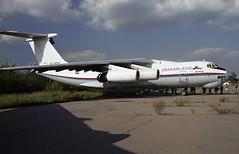 RA-76350 - Moscow Zhukovsky (ZHU) 17.08.2001 (Jakob_DK) Tags: il76 il76td ilyushin ilyushinil76 il76candid ilyushin76 ilyushin76td ilyushinil76td cargo uubw zia moscowzhukovsky zhukovskyinternationalairport abg abakanavia 2001 ra76350