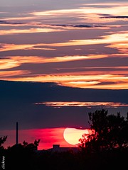 sunset Horizontobservatorium-1333 (clickraa) Tags: sunset sonnenuntergang ruhrgebiet ruhrarea horizontobservatorium