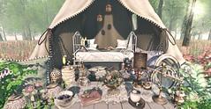 Gokotta (Reaghan Resident) Tags: dahlia arcade granola love we3roleplay gacha landscape decor flowers secondlife homeandgarden event mesh