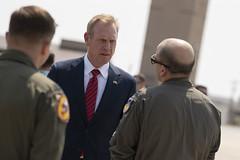 190603-D-BN624-1798 (U.S. Deputy Secretary of Defense David L. Norquist) Tags: actingsecretaryofdefense departmentofdefense patshanahan patrickmshanahan secdef patrickshanahan southkorea osanairbase