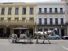 Working Horse (_thao) Tags: sacramento oldsacramento western oldwest horses horsecarriage
