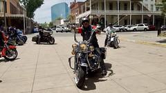 Friendly Neighborhood Bike Gang (_thao) Tags: sacramento oldsacramento western oldwest motorcycle bikegang street