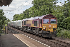 66139 at Needham Market (tibshelf) Tags: 66139 dbcargo class66 needhammarket
