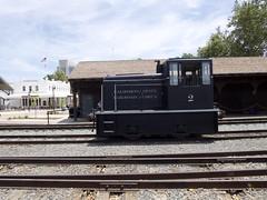California State Railroad Museum (_thao) Tags: sacramento oldsacramento western oldwest