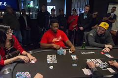 Fabian Foster all in vs Mark Scacewater (World Poker Tour) Tags: worldpokertour deepstacks wpt poker seminolehardrocktampa season18 2019 tampa fl usa