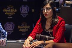 Wendy Vo (World Poker Tour) Tags: worldpokertour deepstacks wpt poker seminolehardrocktampa season18 2019 tampa fl usa