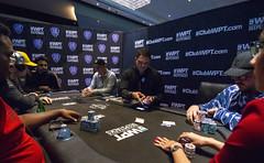 Final 6 Players (World Poker Tour) Tags: worldpokertour deepstacks wpt poker seminolehardrocktampa season18 2019 tampa fl usa
