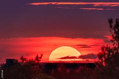 sunset Horizontobservatorium-1341 (clickraa) Tags: sunset sonnenuntergang ruhrgebiet ruhrarea horizontobservatorium