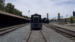 Trains (_thao) Tags: sacramento oldsacramento western oldwest