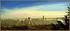933. A moment in San Francisco # 398 - San Francisco Skyline 21 (Oscardaman) Tags: eastern sunrise 933 a moment san francisco 398 skyline 21