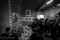 RIP (yipsinclair) Tags: hongkonginmyeyes hongkong streetphotography snap street fujixphotography fujifilm fujix blackwhite bw monochrome city urban 616