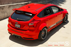 Danny Ford Focus RS Roll Cage (StudioRSR) Tags: ford focus rs st racing hothatch r mk rollcage rollbar studiorsr studiorsrrollcage