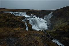 Reykjafoss (Jose Cantorna) Tags: reykjafoss iceland islandia d810 waterfall landscape cascada nature outside