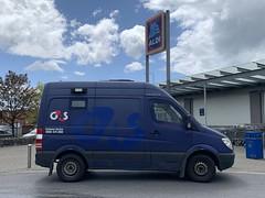 G4S Cash In Transit Van (firehouse.ie) Tags: ireland transport security cash vans van ennis brinks fourgon group4 camionette g4s cashintransit fourgons camionettes securityservice group4security