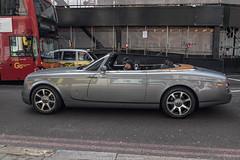 Drophead (Hunter J. G. Frim Photography) Tags: supercar london rolls royce ghost convertible v12 british gray green rollsroyce phantom drophead coupe rollsroycephantom