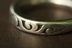 One ring to rule them all... (Florence Bouche) Tags: macromondays curves