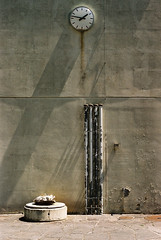 time (knipserkrause) Tags: maggia tessin schweiz beton brutalismus concrete nikon f100 fuji superia cevio