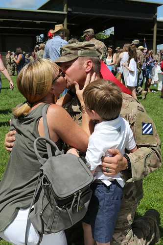 Welcome Home 48th IBCT