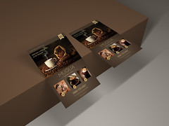 A4 Flyer (Coffee Promotion) (Mohammed.Bakkar) Tags: promotion coffee creative business card cards photoshop psd a4