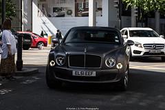 Mulsanne (Hunter J. G. Frim Photography) Tags: supercar london bentley mulsanne british v12 sedan luxury bentleymulsanne