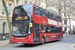 National Express West Midlands (Will Swain) Tags: birmingham 14th january 2019 west midland midlands city centre bus buses transport travel uk britain vehicle vehicles county country england english nxwm nx