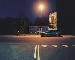 Project developers car? (Christopher Magni Kjerholt) Tags: bronicags1100mm6x7 kodak ektar 100 denmark herning 6x7 100mm bronica gs1 herningsky