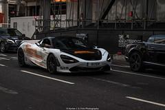 720S (Hunter J. G. Frim Photography) Tags: supercar london mclaren 720s coupe white british v8 turbo mclaren720s
