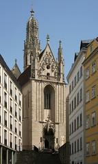 Maria am Gestade (Wolfgang Bazer) Tags: maria am gestade mary shore catholic gothic church gotisch gotische römischkatholische kirche gotik wien vienna österreich austria