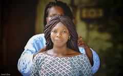 Jeune Femme Bariba (Nord du Bénin)/Bariba Young Woman (North Benin) (laurentcornu) Tags: bariba westafrica femme woman afrique bénin portrait people laurentcornu