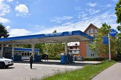 Aral, Waldsee Germany. (EYBusman) Tags: aral petrol gas gasoline filling service station garage waldsee freiburg germany bp eybusman