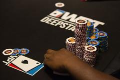 Chips and Logos (World Poker Tour) Tags: worldpokertour deepstacks wpt poker seminolehardrocktampa season18 2019 tampa fl usa
