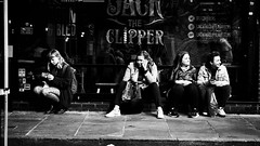 Street Photography Video - Brick Lane - 15 (garryknight) Tags: sony a6000 snapseed london copyright allrightsreserved sonya6000 video bricklane street streetphotography blackandwhite mono monochrome