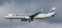 A321 | OH-LZS | AMS | 20190616 (Wally.H) Tags: airbus a321 ohlzs finnair ams eham amsterdam schiphol airport
