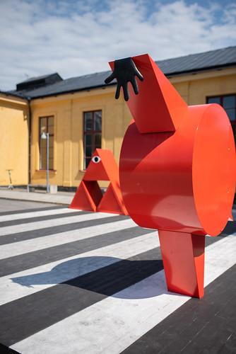 Art // Trip to Sweden