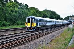 442420 (stavioni) Tags: class442 wessex electric multiple unit emu rail train plastic pig swr railway south western
