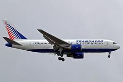 EI-DBW   Boeing 767-201ER [23899] (Transaero Airlines) Home~G 23/08/2012 (raybarber2) Tags: 23899 airliner cn23899 egll eidbw filed flickr irishcivil planebase raybarber