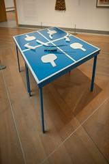 Ping Pong Table // Trip to Sweden (Merlijn Hoek) Tags: modernamuseet art museum stockholm trip city holliday vacation