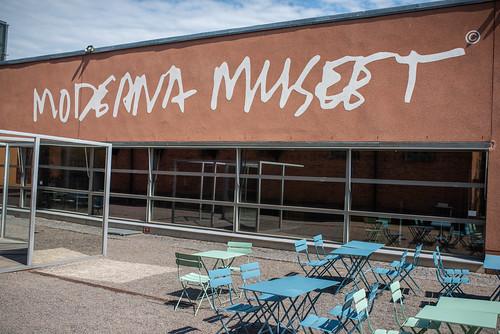 Moderna Museet // Trip to Sweden