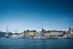 Harbour // Trip to Sweden (Merlijn Hoek) Tags: stockholm trip city holliday vacation