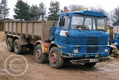 JYM152W SCAMMELL (Mark Schofield @ JB Schofield) Tags: jim taylor transport road commercial vehicle lorry truck wagon tipper tanker artic eight wheeler haulage contractor bulk haulier tractor unit freight hgv lgv