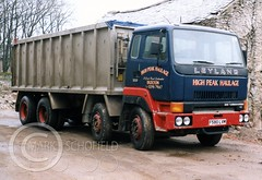 F580LVM LEYLAND CONSTRUCTOR 3027 (Mark Schofield @ JB Schofield) Tags: jim taylor transport road commercial vehicle lorry truck wagon tipper tanker artic eight wheeler haulage contractor bulk haulier tractor unit freight hgv lgv