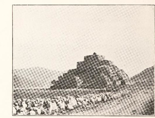 This image is taken from Page 128 of Lhasa : an account of the country and people of central Tibet and of the progress of the mission sent there by the English government in the year 1903-4, Vol. 2