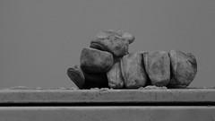 Frozen (theflyingtoaster14) Tags: frozen white black leather concrete four hands mark sigma olympus gloves ii 105 m2 leder beton omd hände thirds erfroren em1 handschuhe ft friedhof grave graveyard grab