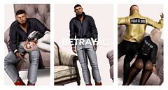 FEAR DIO @ MAN CAVE (Rhuigi Bourne) Tags: betrayal merch collaboration fear dios god fashion streeetwea designer runway ss19 menswear womenswear womens women unisex mancave tres chic