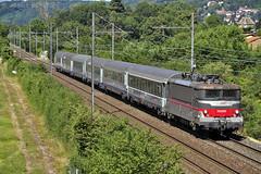 TER Lyon - Annecy à Dagneux (Alexoum) Tags: sncf ter lyon annecy train bb25200 corail ain rhone alpes