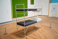 Bed // Trip to Sweden (Merlijn Hoek) Tags: modernamuseet art museum stockholm trip city holliday vacation