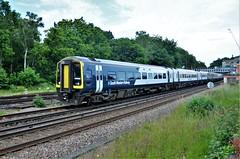 159009 (stavioni) Tags: swr south western railway class159 brel ritish rail express sprinter dmu diesel multiple unit train