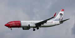B737 | LN-NIB | AMS | 20190616 (Wally.H) Tags: boeing 737 boeing737 b737 lnnib norwegian ams eham amsterdam schiphol airport